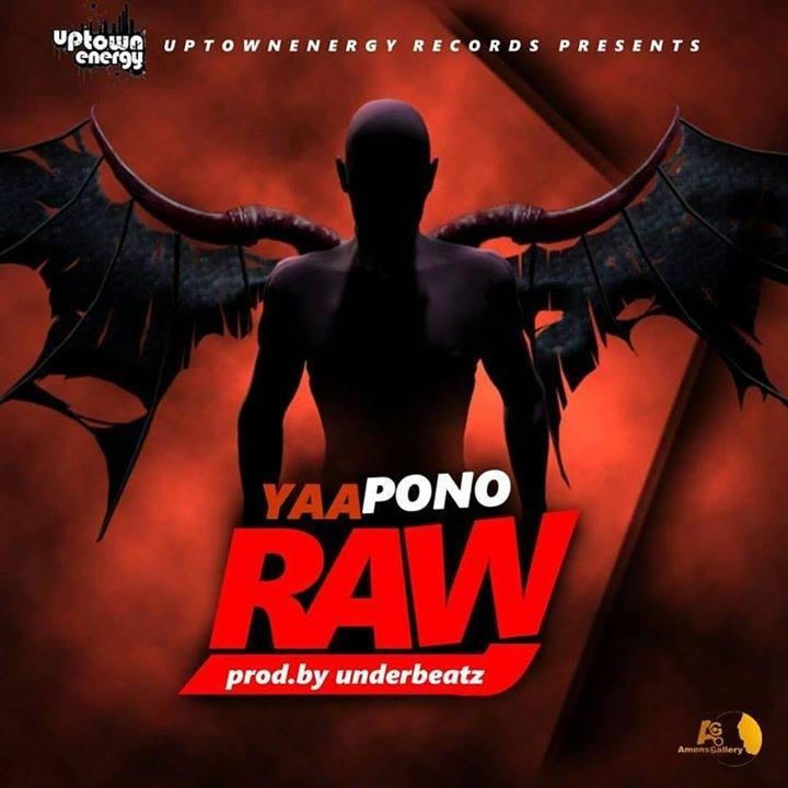 Yaa Pono – Raw Freestyle (Prod By UnderBeatz)