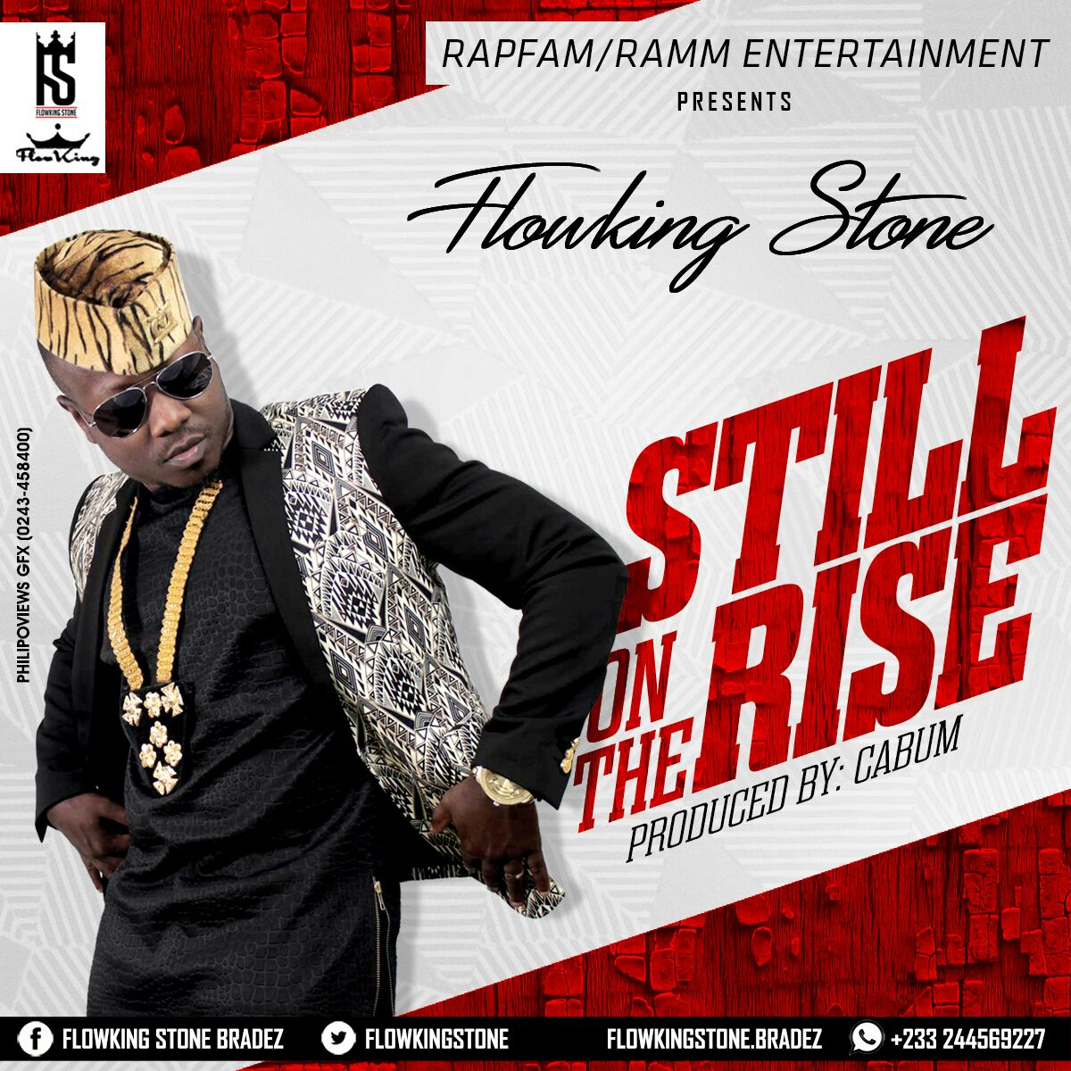 Flowking Stone - Still On The Rise ( CHARTER HOUSE DISS )