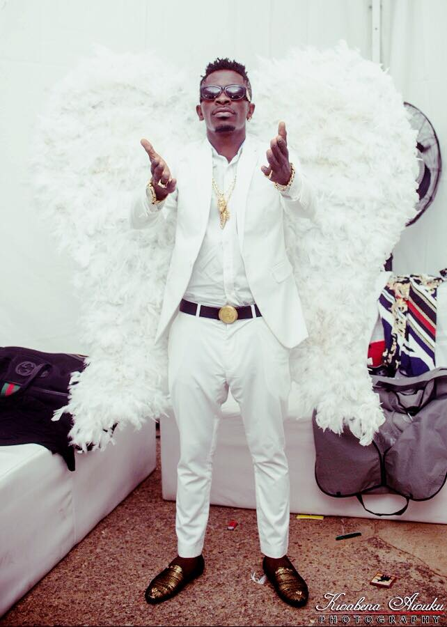 Shatta Wale - Dancehall King (Part 2 )