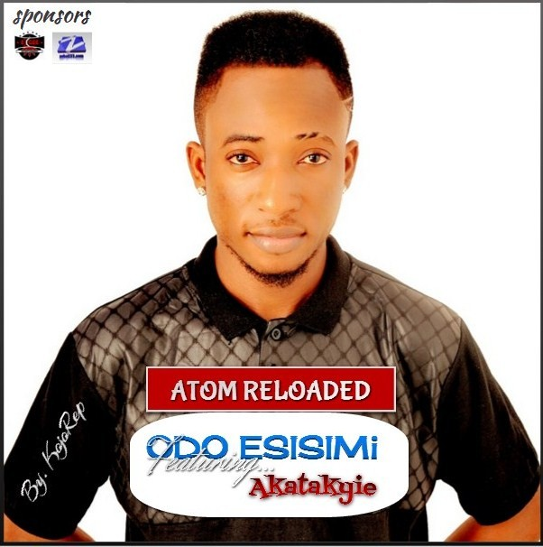 Atom Ft Akatakyie – Odo Esisimi (Remix)(Mixed By MethMix)