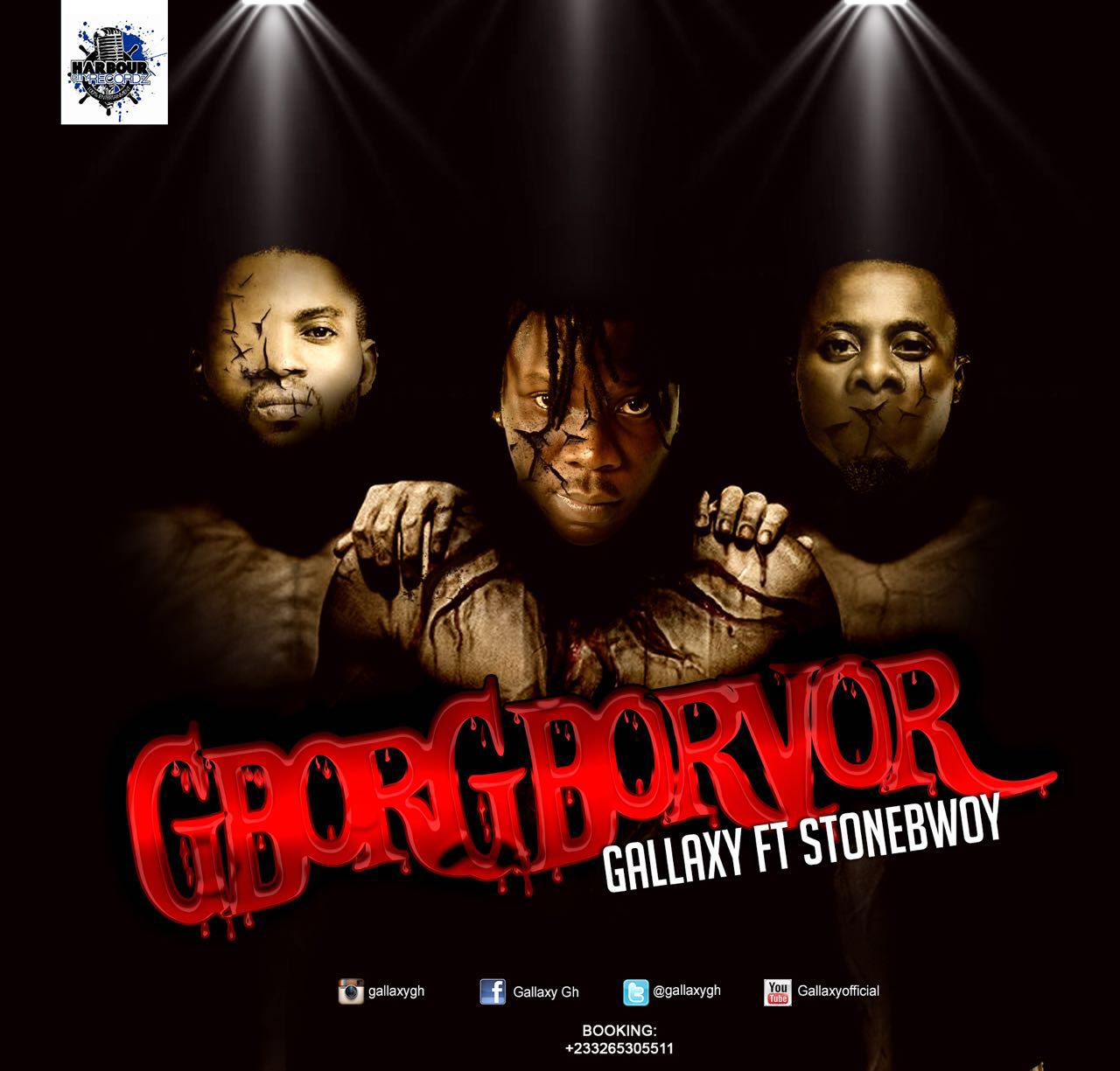Gallaxy feat Stonebwoy – Gborgborvor (Prod. by Shottoh Blinqx)