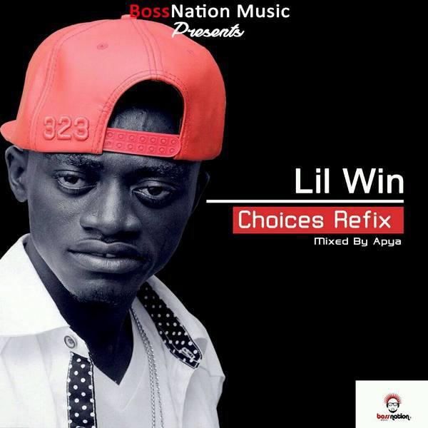Lil Win Nkansah - choices (E40 Cover)