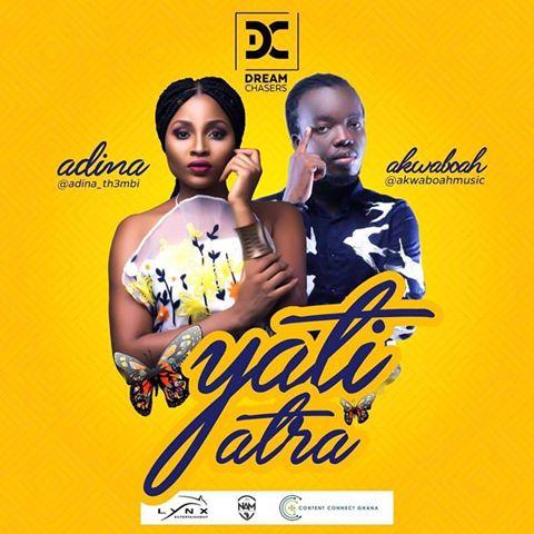 Akwaboah X Adina - Yati Atra (Prod By Richie Mensah )