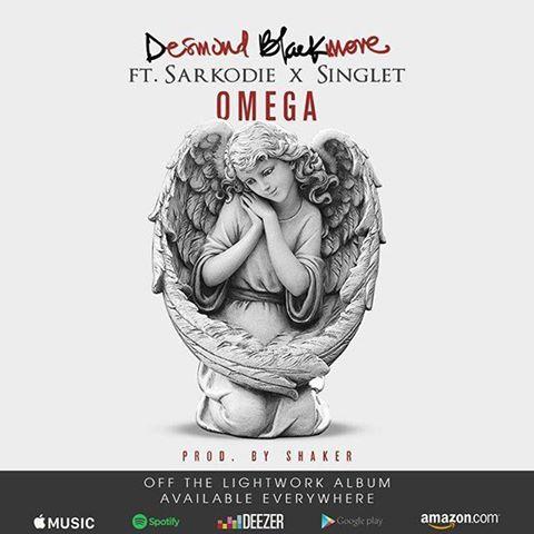 D-Black Ft Sarkodie & singlet - Omega ( Prod By Shaker)