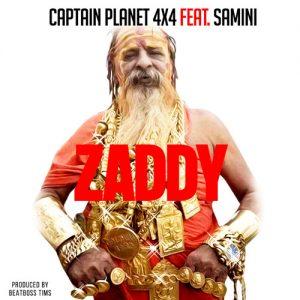 Captain Planet (4x4) Ft Samini - Zaddy