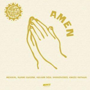 Medikal – Amen ft. Kuami Eugene, KelvynBoy, Darkovibes & Kwesi Arthur